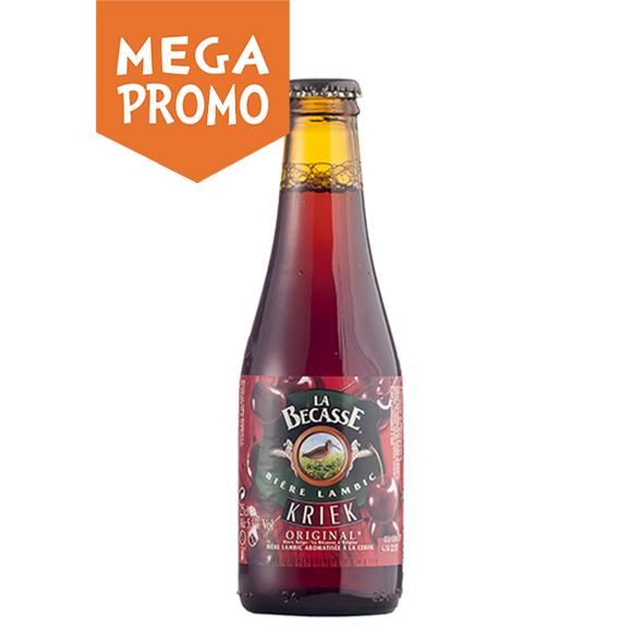 Cerveja Becasse Kriek 250ml