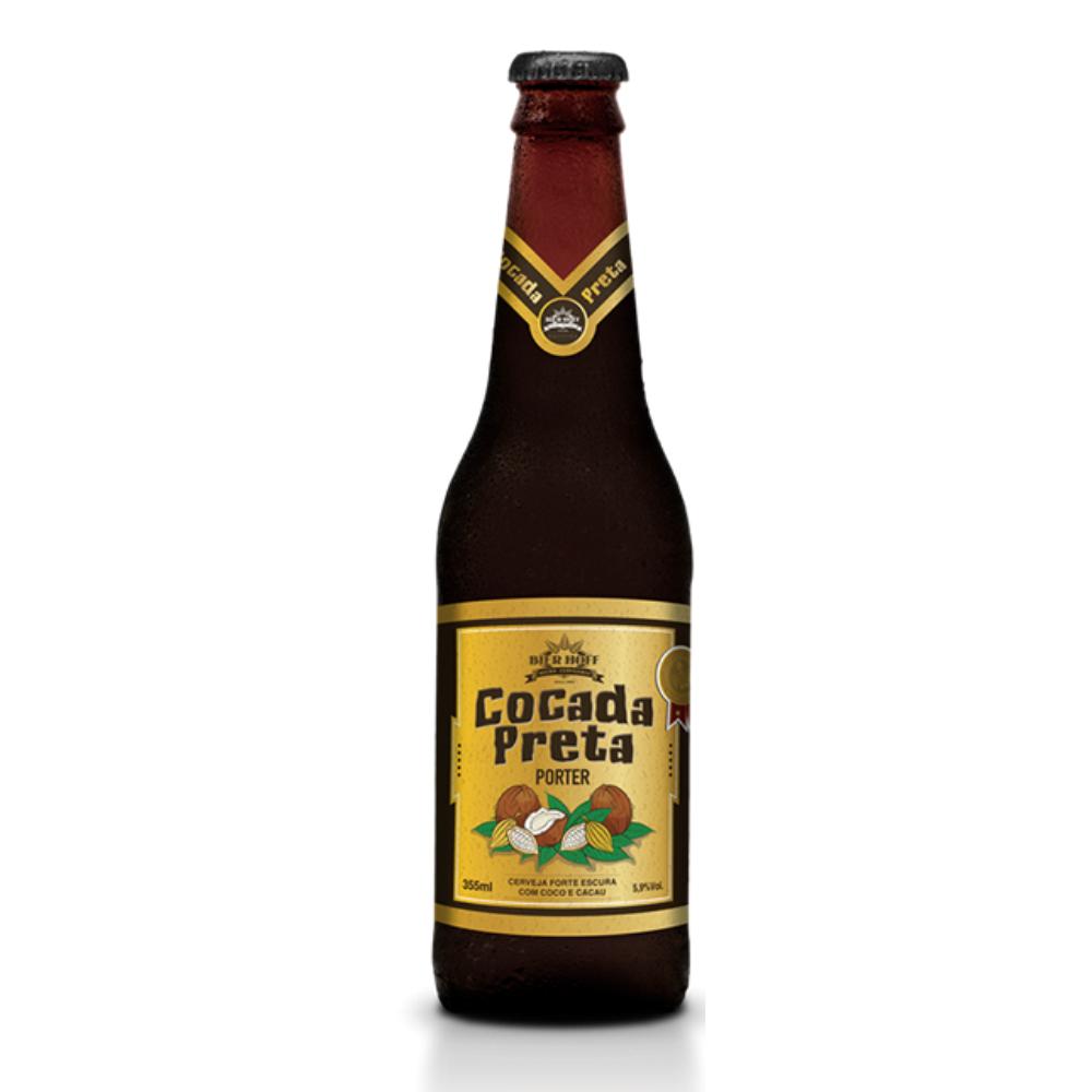 Cerveja Bier Hoff Cocada Preta 355ml