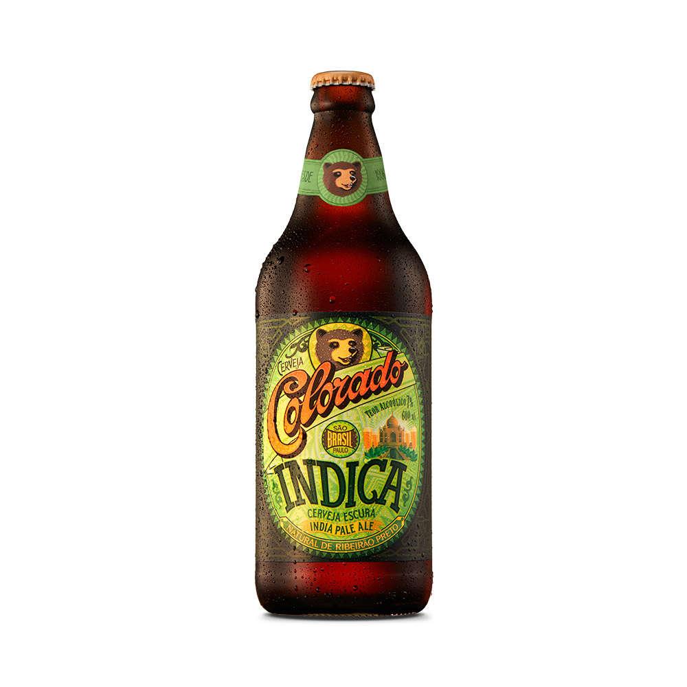 Cerveja Colorado Indica 600ml