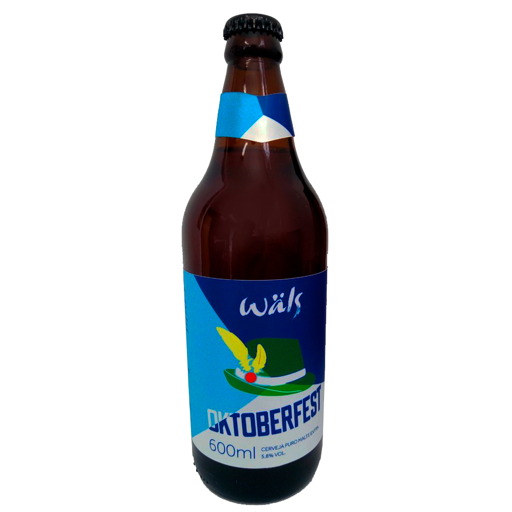 Cerveja Wals Oktoberfest