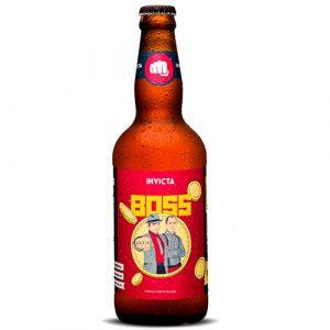 Cerveja Boss Imperial Ipa Invicta