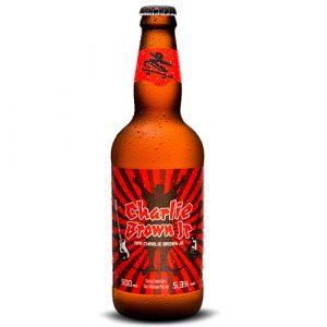 Cerveja Charlie Brow Jr APA Velhas Virgens