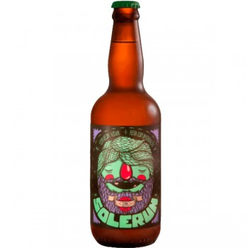 Cerveja Solerun Ipa - 500ml