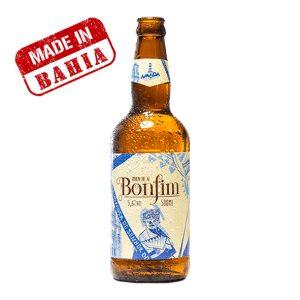 Cerveja Amada Bonfim APA - 500ml