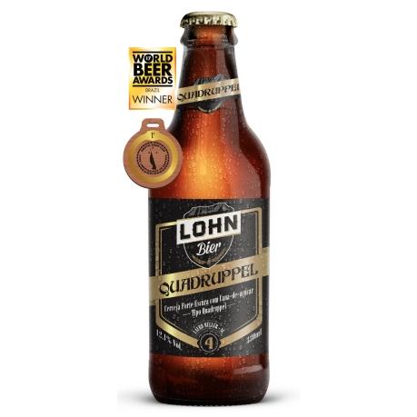 Cerveja Lohn Bier Quadruppel330ml