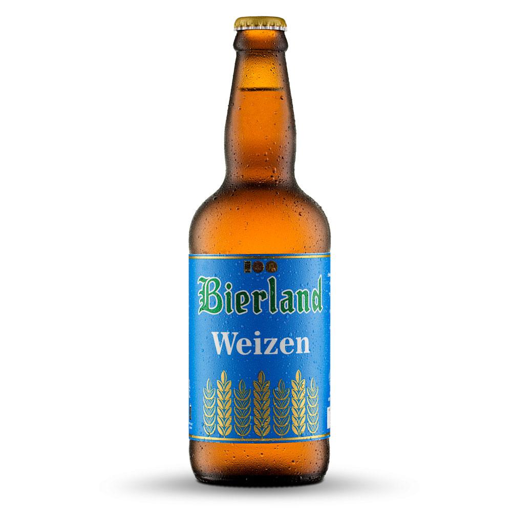 Cerveja Bierland Weizen - 500ml