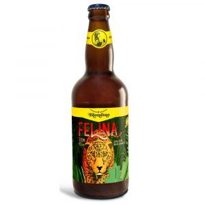 Cerveja Blondine Feline - 500ml