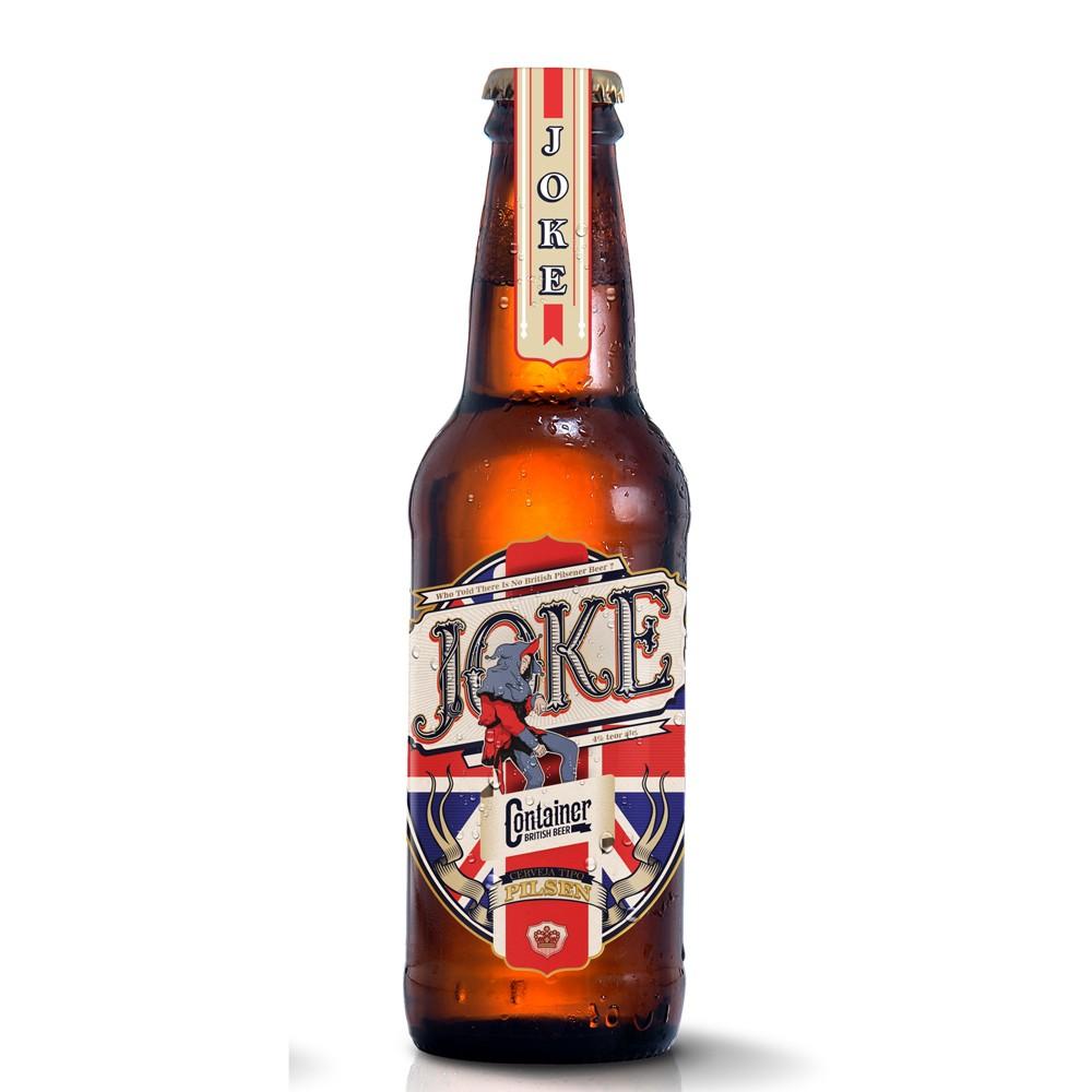 Cerveja Container Joke Bohemian Pilsen 500ml