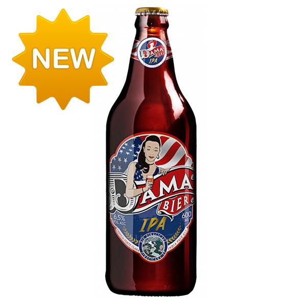 Cerveja Dama IPA 600ml