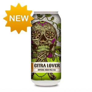 Cerveja Dogma Citra Lover Double IPA 473ml