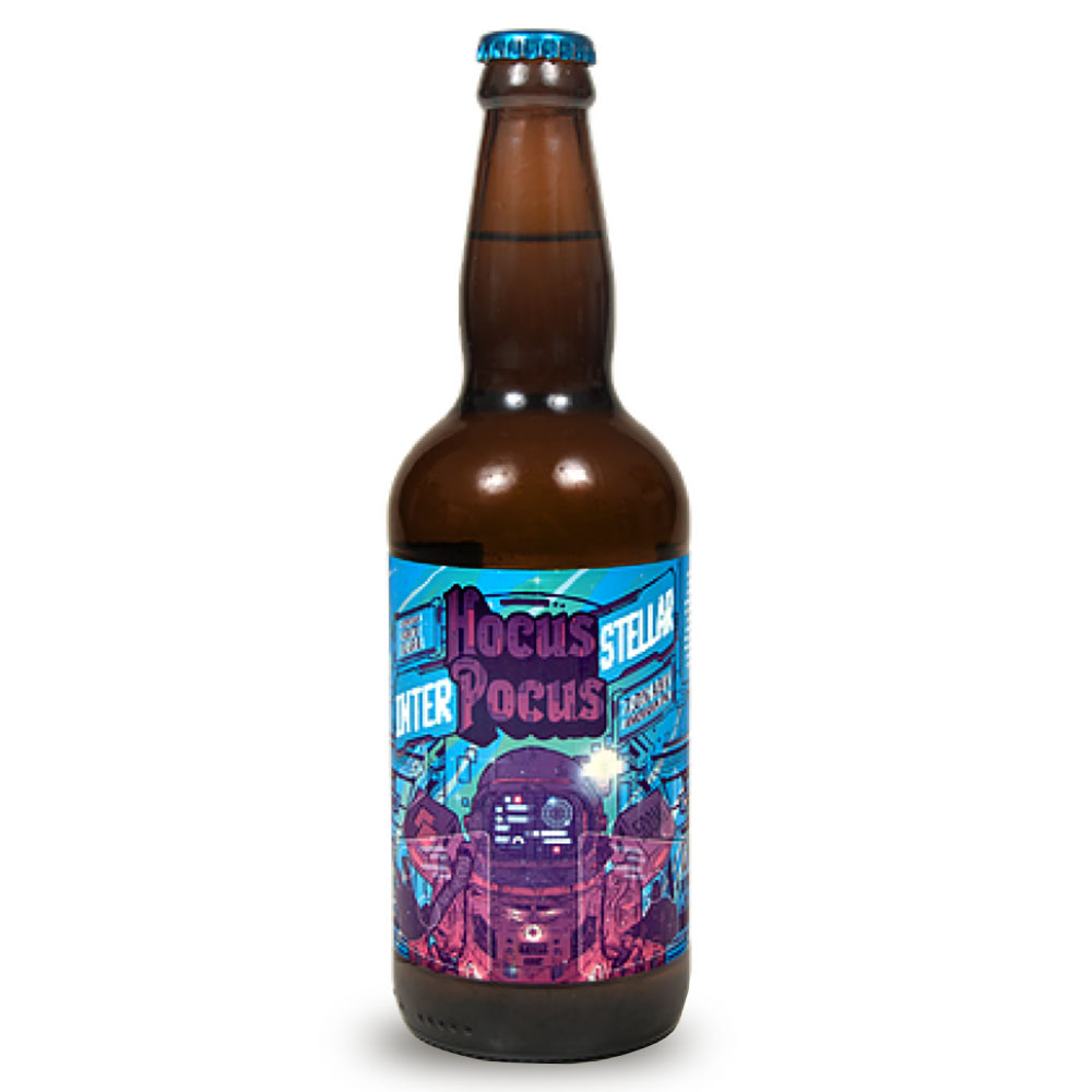 Cerveja Hocus Pocus Interstellar - 500ml