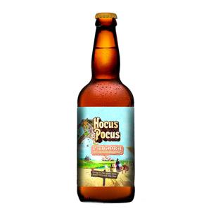 Cerveja Hausen Bier APA 7 Lúpulos 500ml