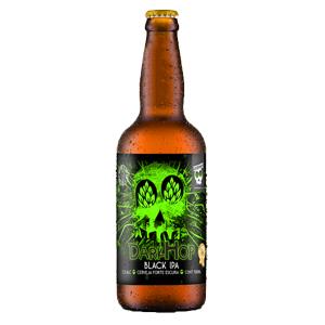 Cerveja Overhop DarkHop BlackIPA 500ml