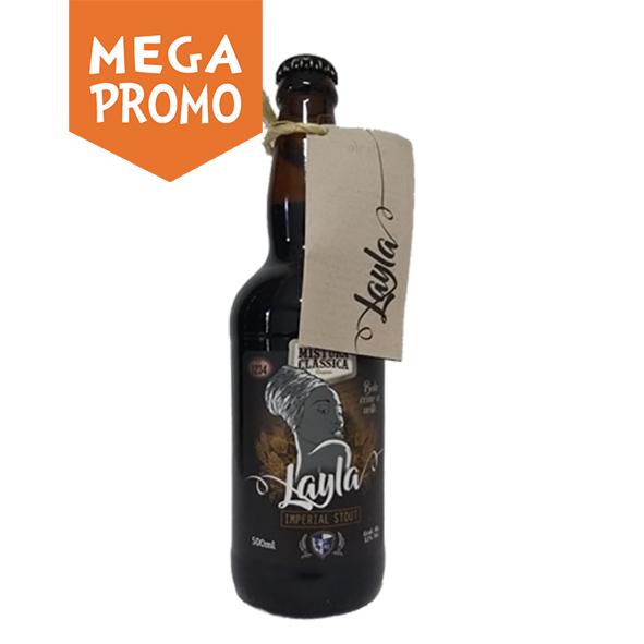 Cerveja Mistura Clássica Layla 500ml