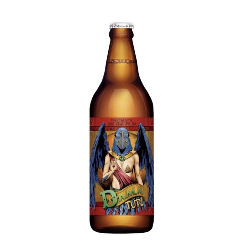 Cerveja Dama Bier TUPI - 600ml