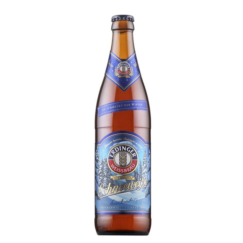 Cerveja Erdinger Weissbrau Schneeweisse 500ml