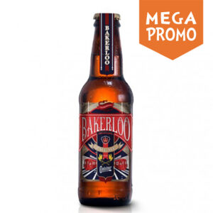 Cerveja Container Bakerloo Pale Ale 500ml