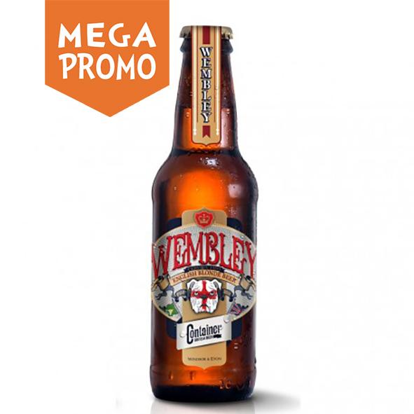 Cerveja Container Wembley Blonde Ale 500ml