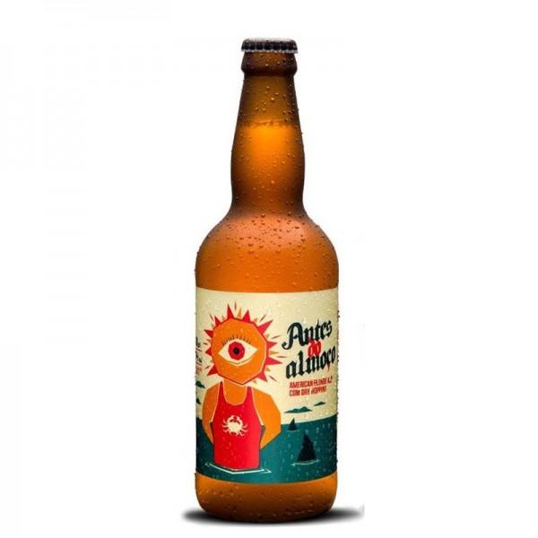Cerveja Duas Cabeças Antes do Almoço 500ml