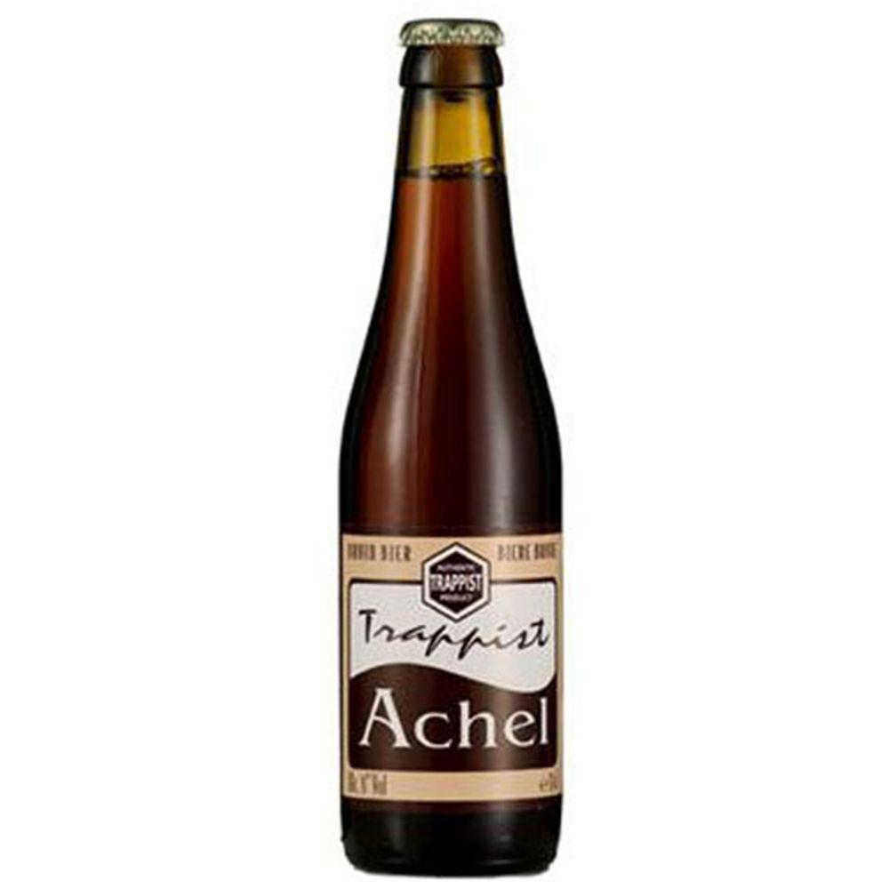 Cerveja Trappist Achel brune 330ml
