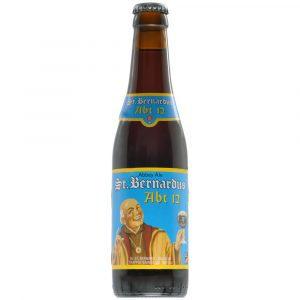 Cerveja Trappist St. Bernardus ABT 12 330ml