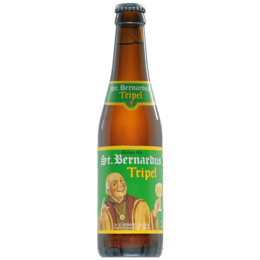 Cerveja Trappist St. Bernardus Triple 330ml