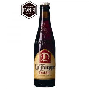 Cerveja Trappist La Trappe dubbel 330ml