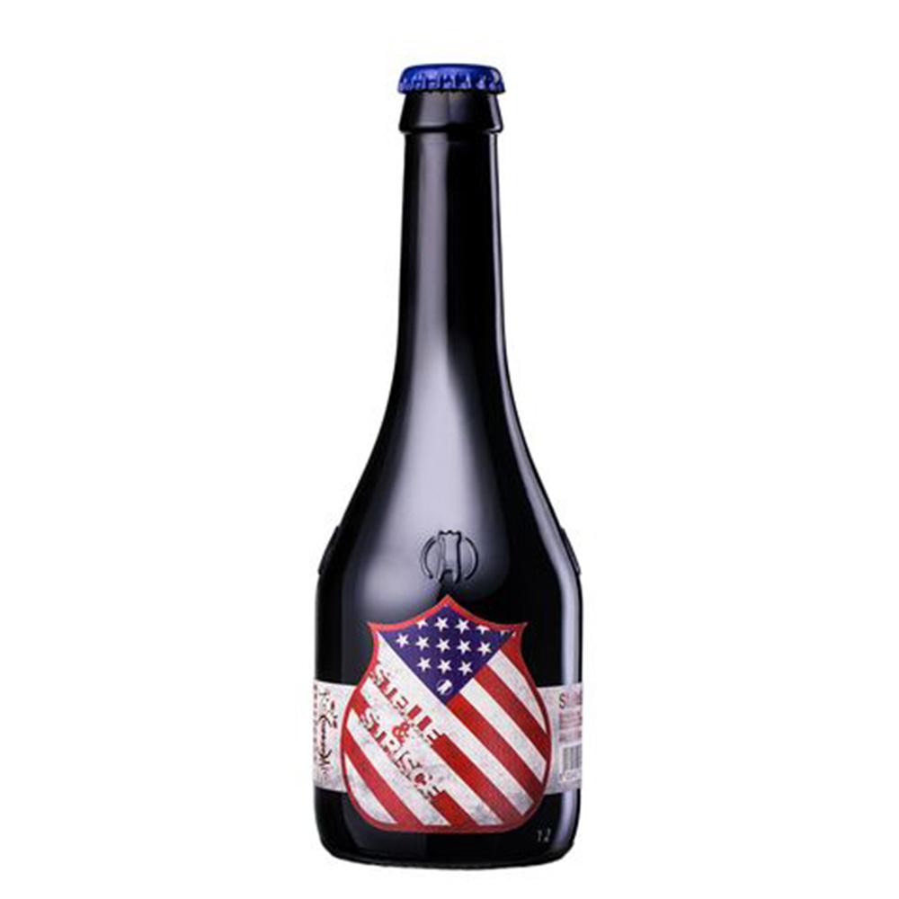 Cerveja Birra del Borgo Stelle&Strisce 330ml