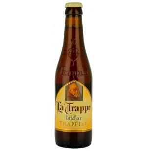 Cerveja Trappist La Trappe isid'or 330ml