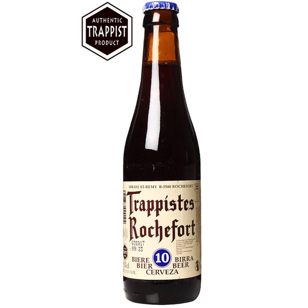 Cerveja Trappist Rochefort 10 330ml