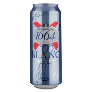 Cerveja Kronenbourg 1664 Blanc 500ml