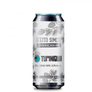 Cerveja Tupiniquim Efeito Simcoe American IPA 473ml