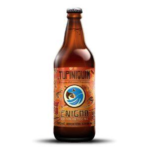Cerveja Tupiniquim Enigma Australian Pale Ale 600ml