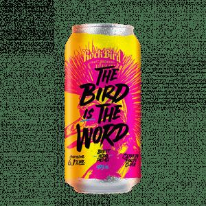 Cerveja RockBird The Bird is the word New England Brett IPA 473ml