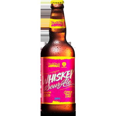Cerveja RockBird Whiskey Sour Ale 500ml