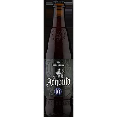 Cerveja Bodebrown St. Arnould 10 Belgian Strong Dark Ale 330ml