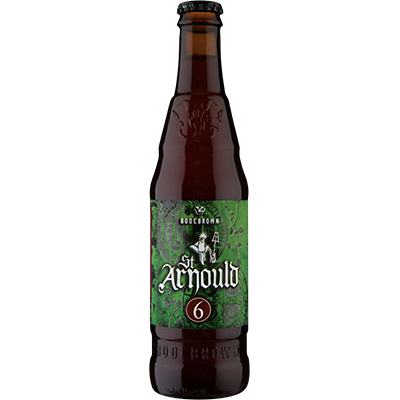 Cerveja Bodebrown St. Arnould 6 Belgian Dubbel 330ml