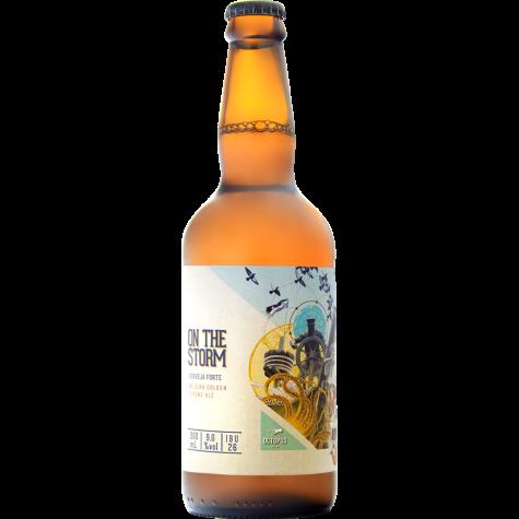 Cerveja Octopus On The Storn 500ml