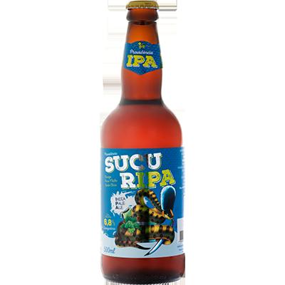 Cerveja Providência Sucuripa India Pale Ale 500ml
