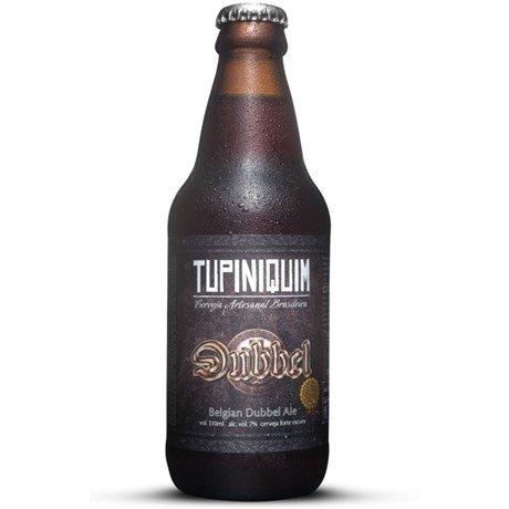 Cerveja Tupiniquim Dubbel 310ml