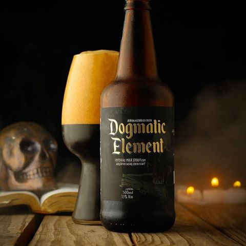 Cerveja 5 Elementos Dogmatic Element 500ml