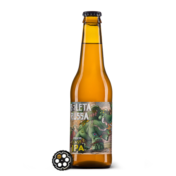 Roleta Russa Easy IPA 355ml