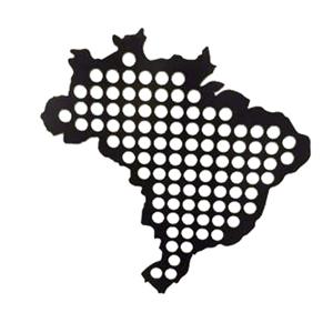 porta-tampinha-mapa-do-Brasil