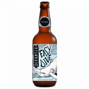 Cerveja Oceânica Easy Dive 500ml