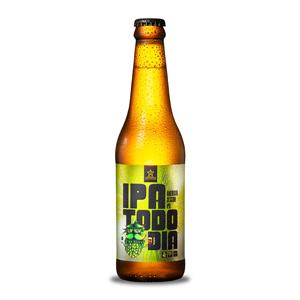 Cervejas Campinas IPA Todo Dia 355ml