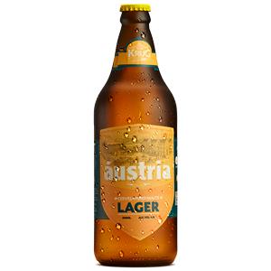 Cerveja Krug Áustria Lager 600ml