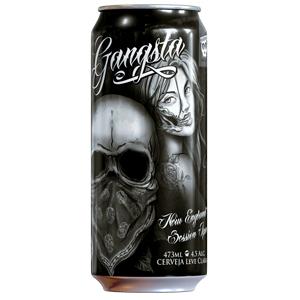 Cerveja Overhop Gangsta New England Session IPA 473ml