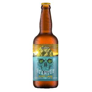 Cerveja Overhop Startup Hoppy Lager 500ml