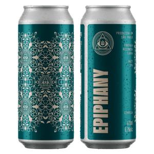 Cerveja Dogma Epiphany Hazy IPA 473ml