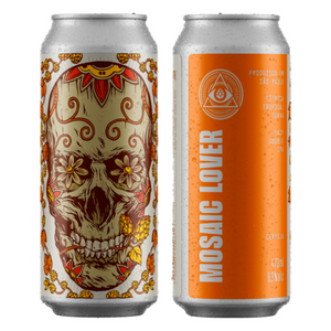 Cerveja Dogma Mosaic Lover Imperial IPA 473ml